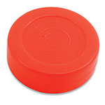 TEAMLINE HOLLOW PLASTIC PUCK