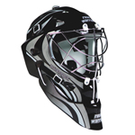PROTEGE GOALIE MASK WITH THROAT PROTECTOR