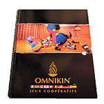 OMNIKIN COOPERATIVE GAMES MANUAL ENGLISH