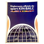 OFFICIAL KIN-BALL SPORT RULES BOOK FRENCH