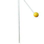TETHERBALL POLE WITHOUT GROUND SLEEVE