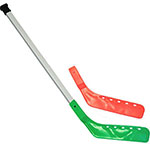 TEAMLINE 47IN RIBBED FLOOR HOCKEY STICK