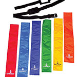 OMNIKIN FLAG BELT SET OF 4