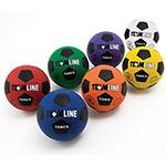 TEAMLINE  RUBBER SOCCER BALL