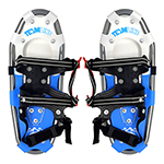 TEAMLINE SNOWSHOES 34 INCH