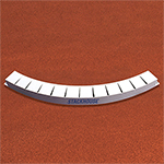 CURVED TOE BOARD