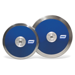 COMPETITION DISCUS 1.75K  - BLUE