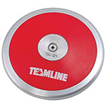 COMPETITION DISCUS 750GRAM - RED