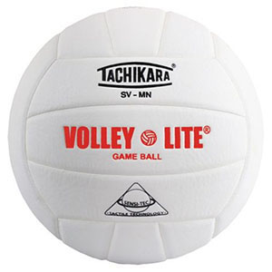 TACHIKARA LITE SVMN WHITE VOLLEYBALL