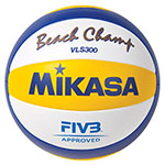 MIKASA VLS300 OFFICIAL FIVB BEACH VOLLEYBALL