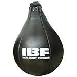EVERLAST LEATHER SPEED BAG LARGE
